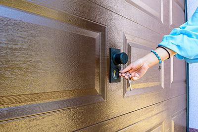 How to make your garage door more secure